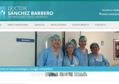 drsanchezbarbero.es
